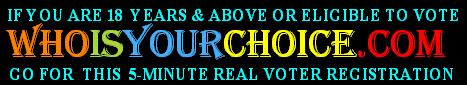 WhoIsYourChoice.com